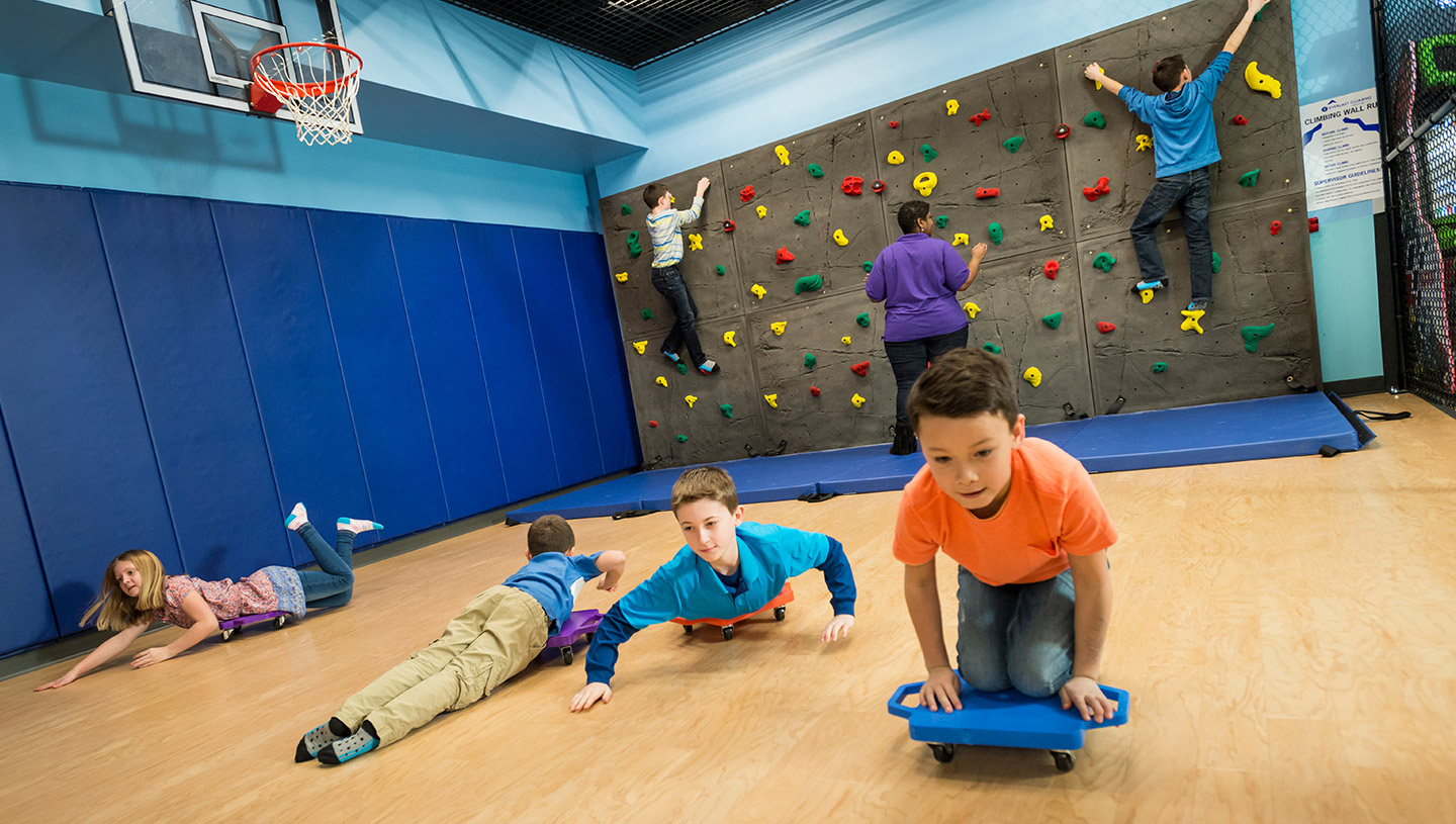 Kids quest activities for families sports zone