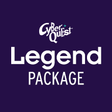 Legend Birthday Party Package