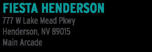 Fiesta Henderson