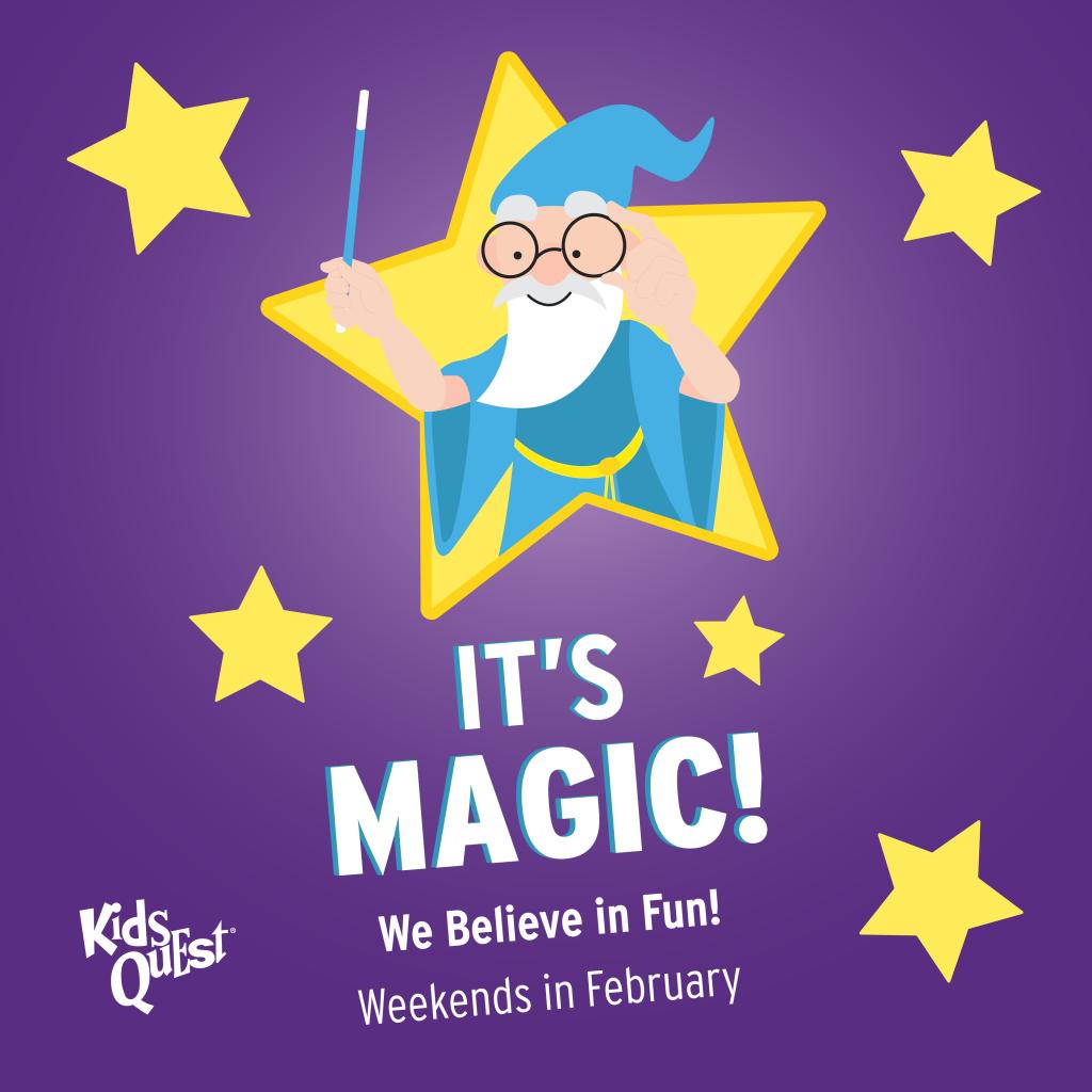 February It's Magic!