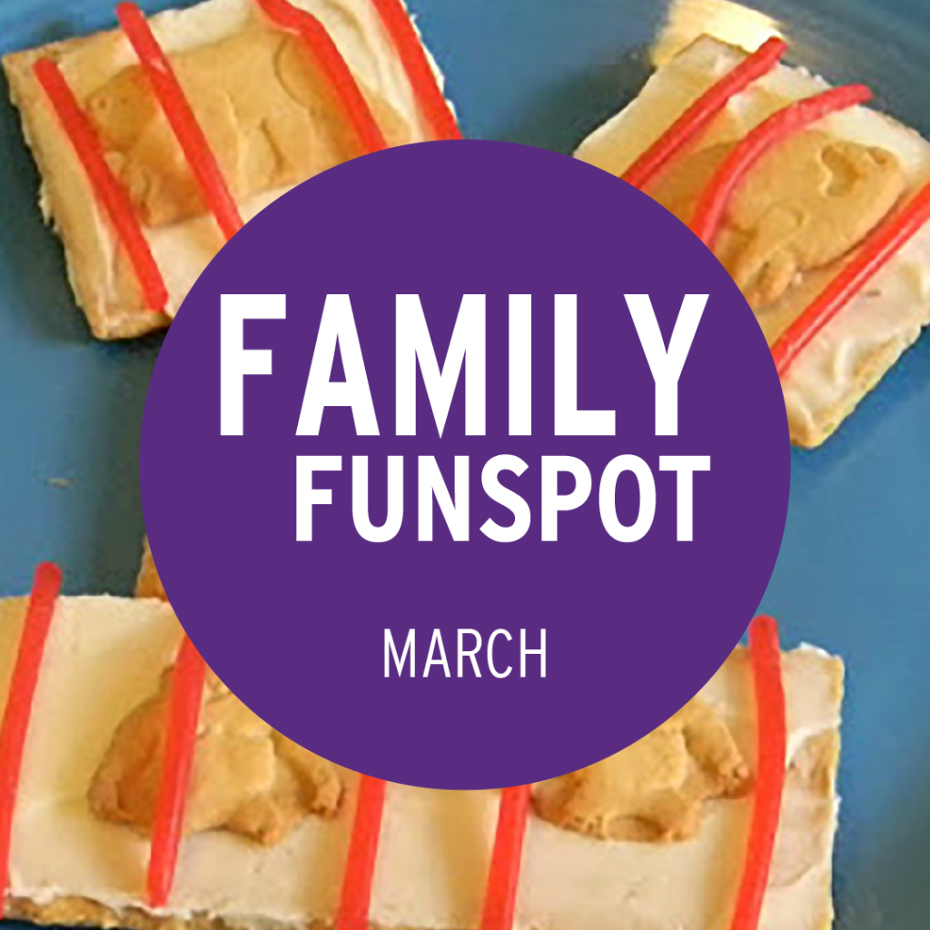 Family FunSpot March