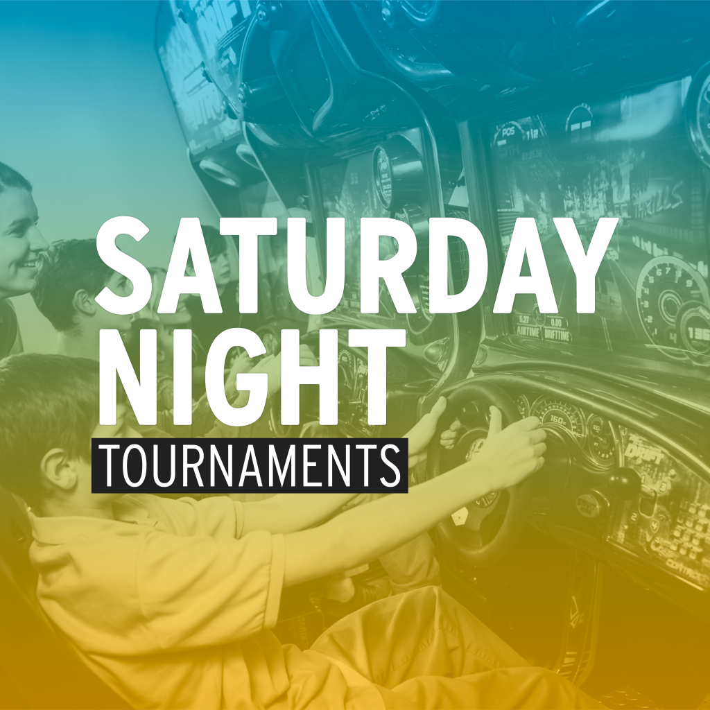 Saturday Night Tournaments in May