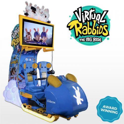Virtual Rabbids: The Big Ride