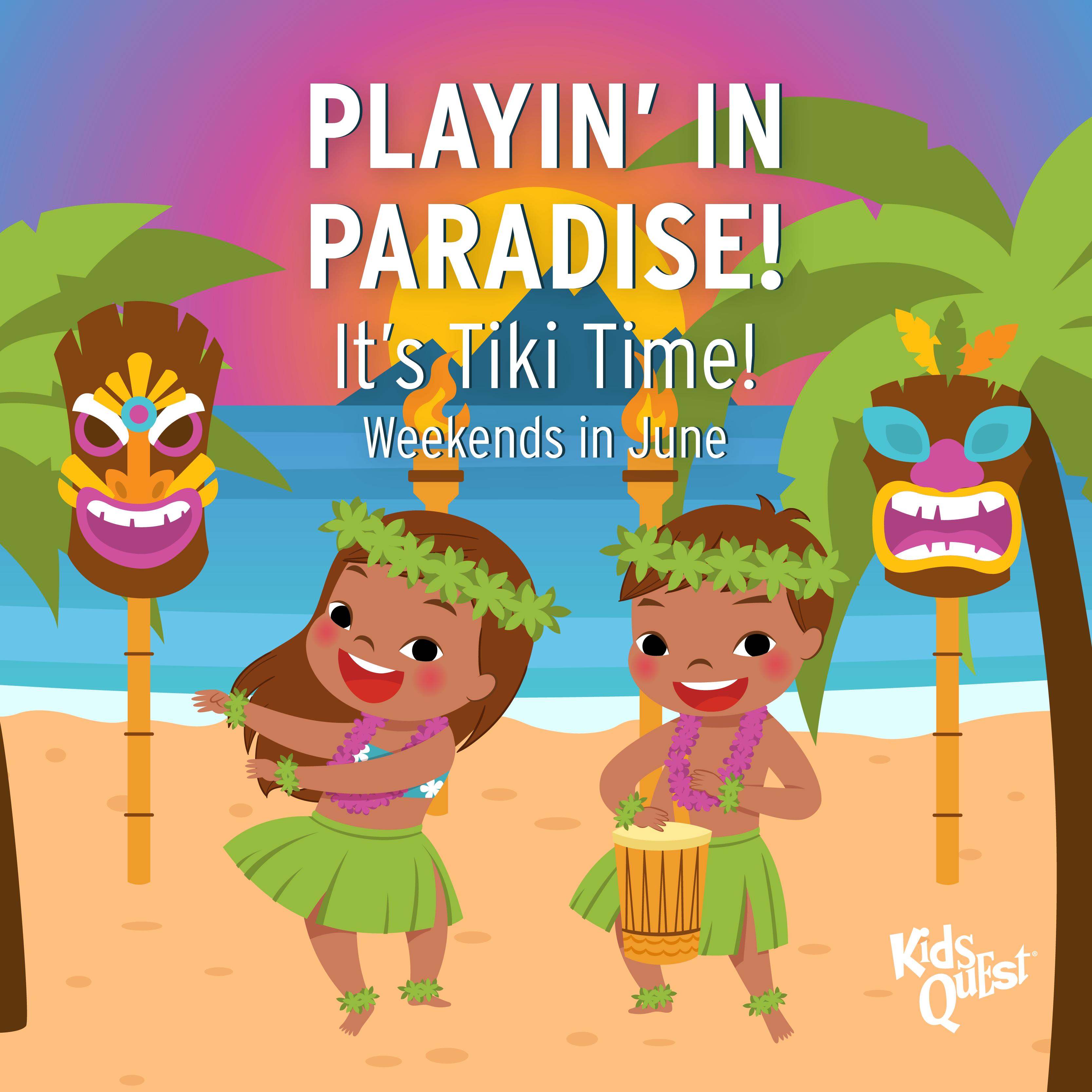 Playin' in Paradise