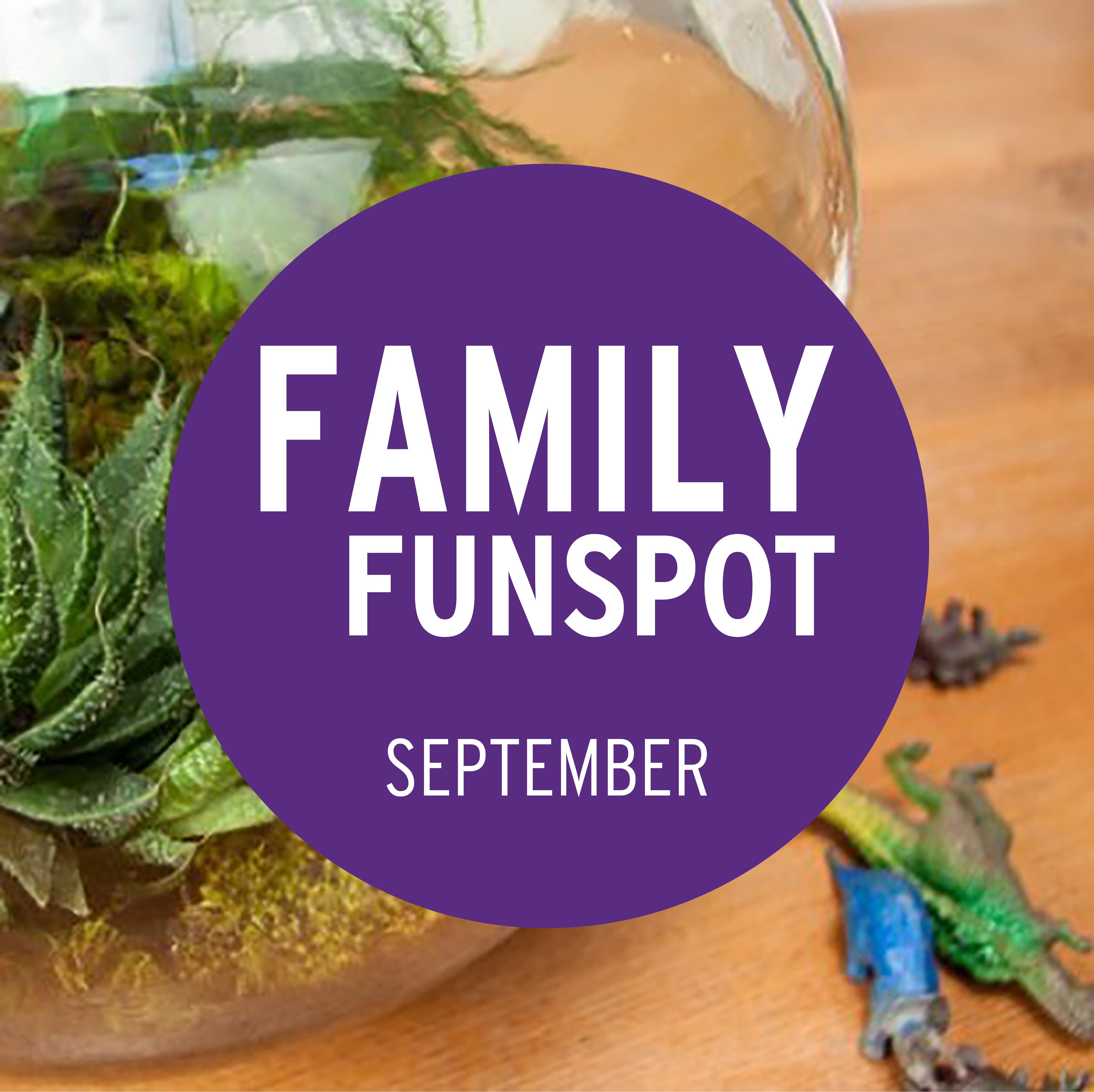 Family FunSpot September