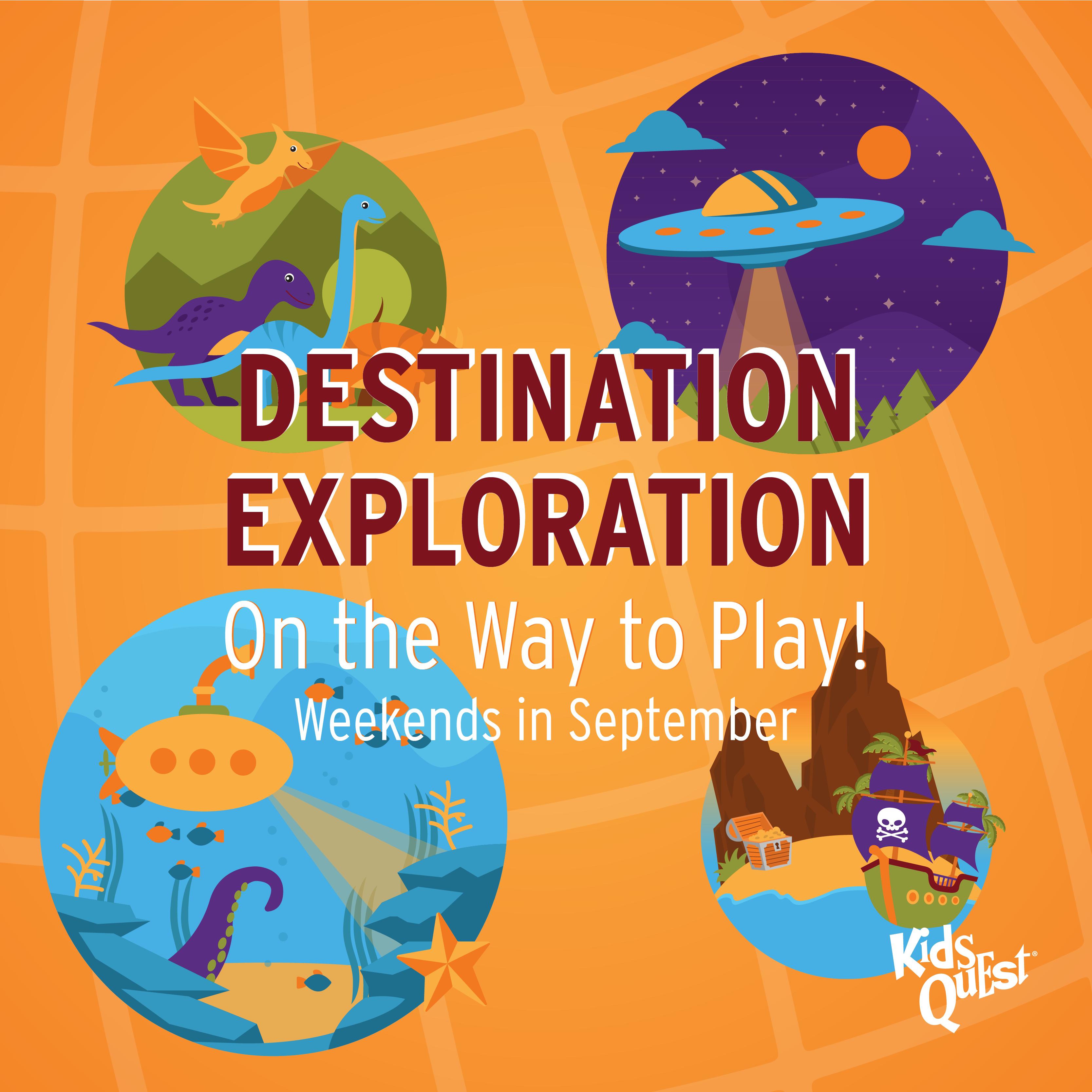 Destination Exploration