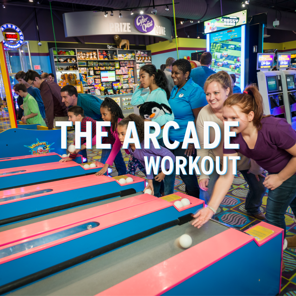 The Arcade Workout