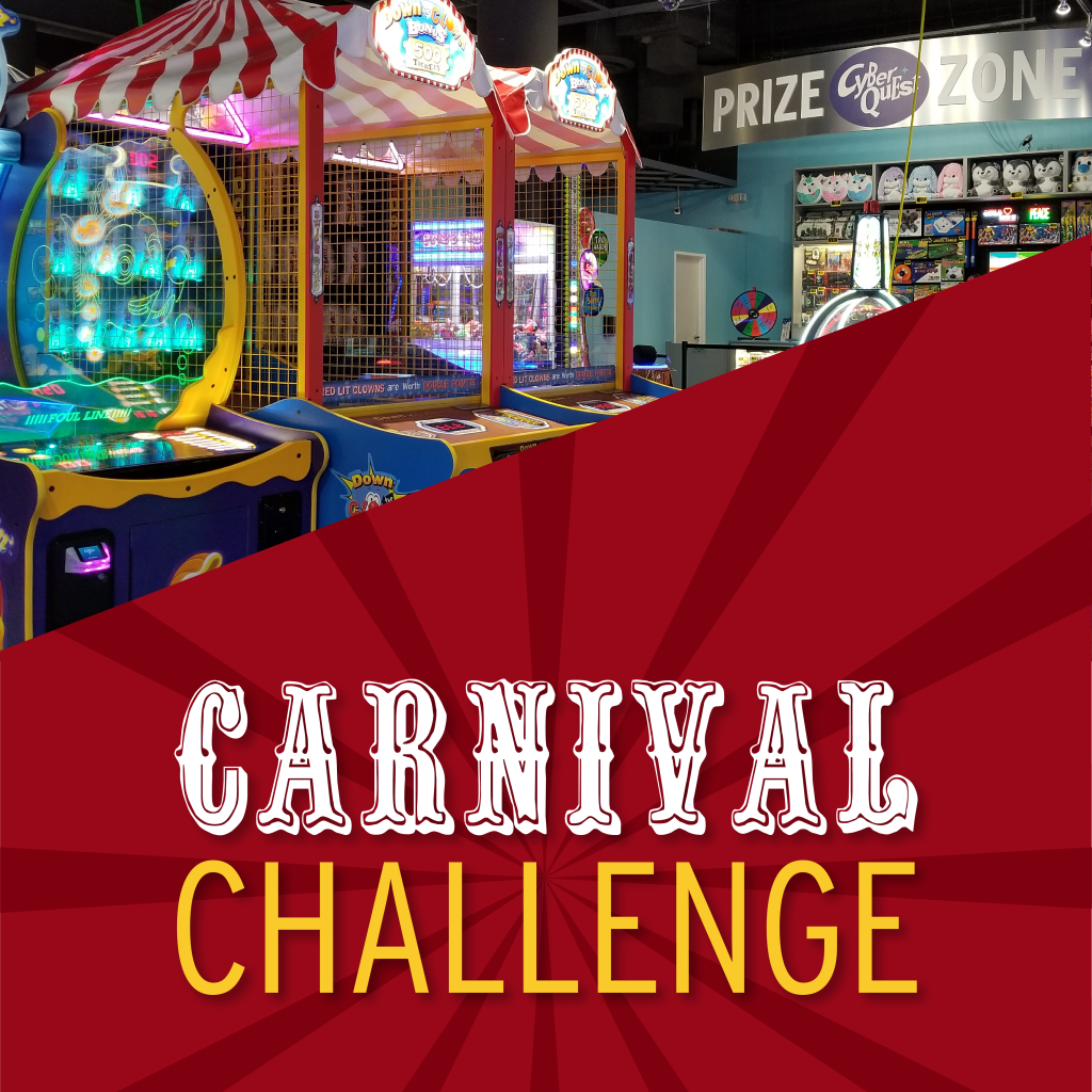 Carnival Challenge at Cyber Quest