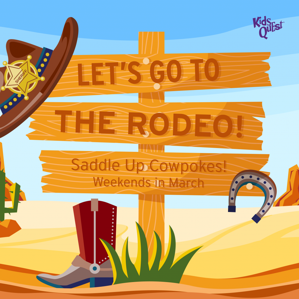 Let's Go to the Rodeo