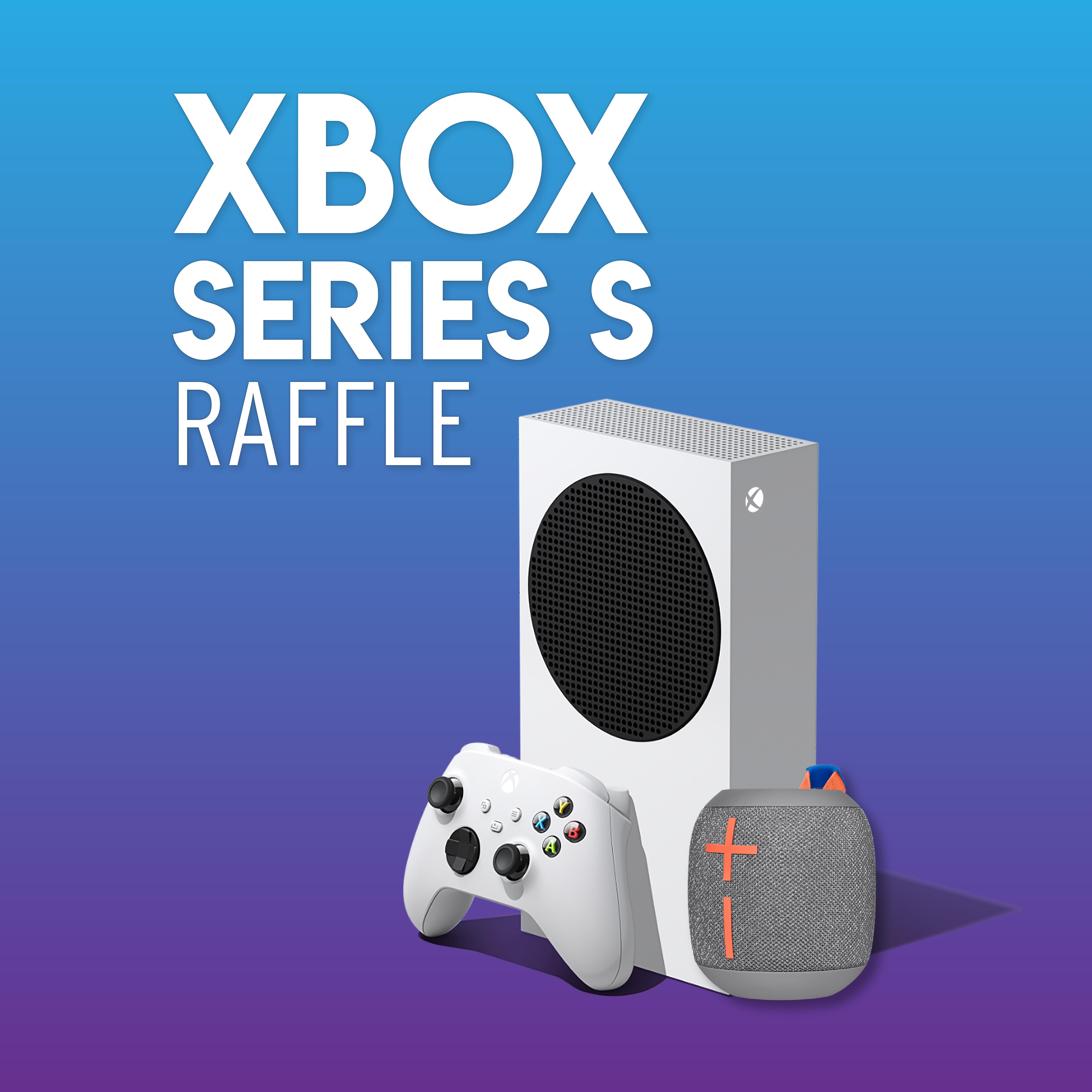 Xbox Series S Raffle
