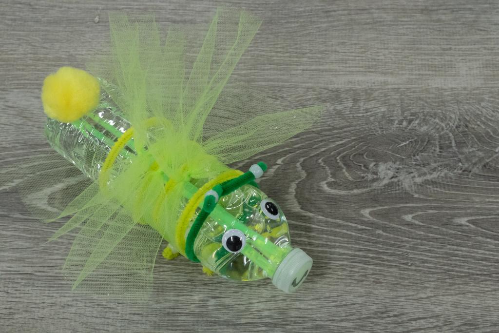 Water Bottle Fireflies