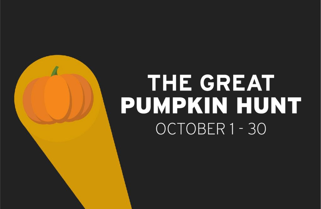 The Great Pumpkin Hunt at Cyber Quest